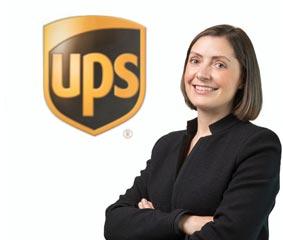 Elisabeth Rodríguez, nueva directora general de UPS para España y Portugal