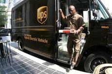 UPS ganó un 60% más en 2015, hasta 4.445 millones