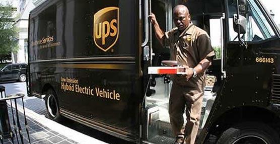 UPS incrementa en un 6,2% sus ingresos y aumenta sus ganancias