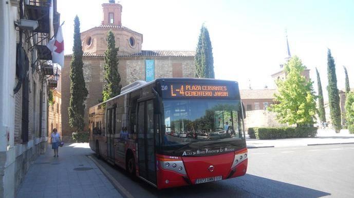 Alcalá de Henares reordena sus líneas urbanas