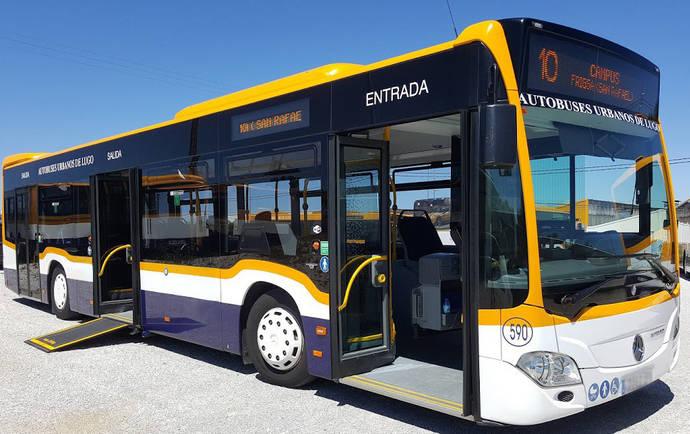 Monbus trabaja para crear un transporte accesible para todos