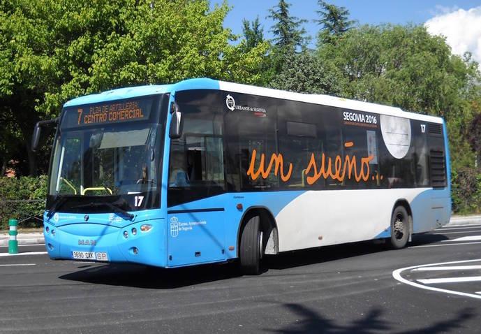 Viajeros de autobús crecen en todos los segmentos en abril, excepto larga distancia