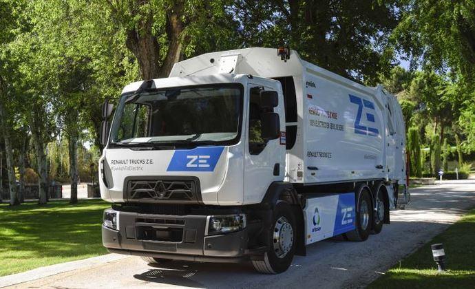 Renault Trucks se compromente con la sostenibilidad