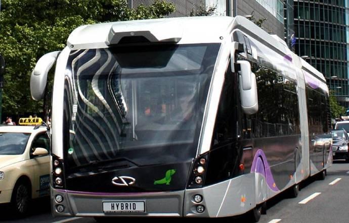 Francia adquiere sus primeros autobuses eléctrico de Solaris