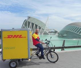 DHL Express consigue la certificación ISO 50001