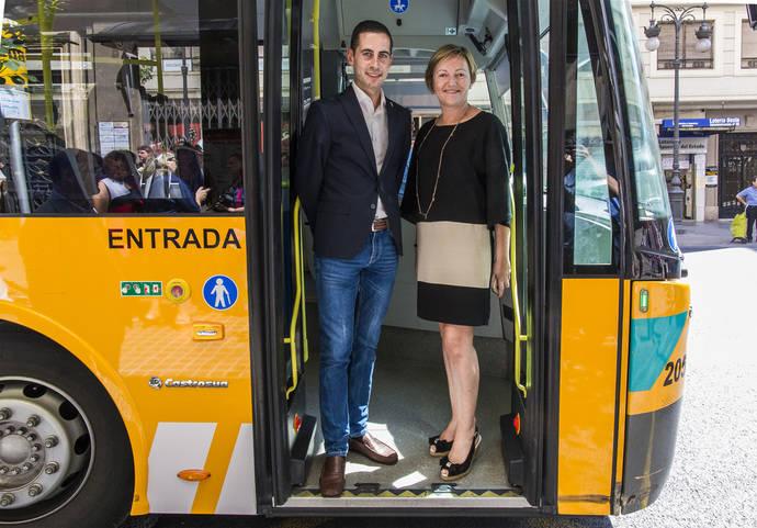 Nueva conexión en la periferia de la ciudad de Valencia
