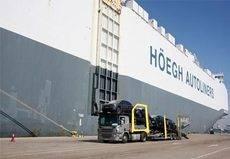 Valenciaport sigue creciendo en el tráfico ro-ro