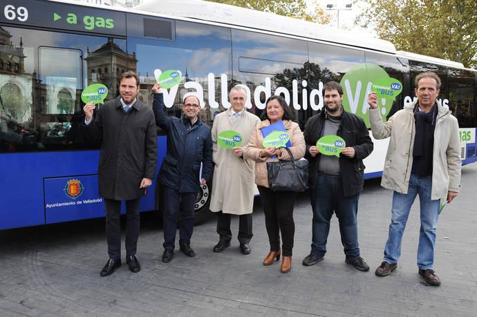 Valladolid lanza promoción en Auvasa para consolidar y atraer usuarios