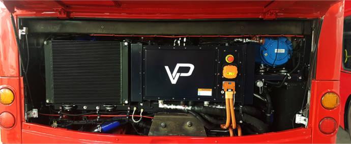 Allison compra Vantage Power y división de sistemas para eléctricos de AxleTech