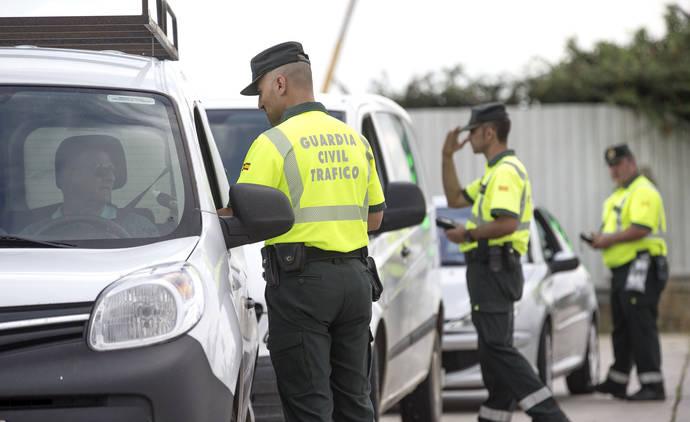 La Dirección General de Tráfico decide incrementar el control y la vigilancia de furgonetas