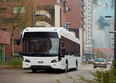 VDL entrega cuatro Citeas SLF-120 Electric para el aeropuerto de Malpensa