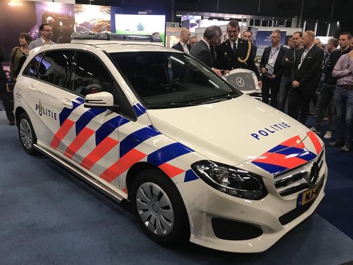 VDL Bus & Coach convertirá nuevos vehículos policiales