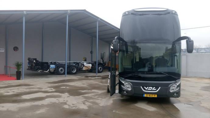 VDL Berkhof, perteneciente al grupo VDL y que construye buses desde 1922, cumple su primer centenario