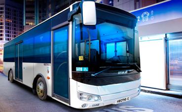 Arriva eligió la Vectio C de Otokar para proporcionar transporte en Varsovia