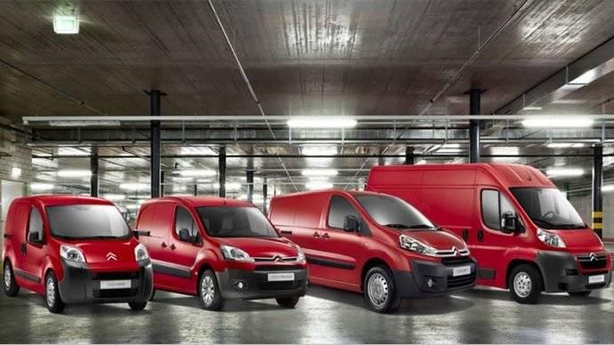 Excelentes resultados de la marca Citroën en Europa