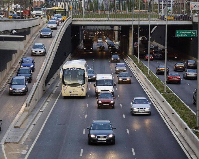 Se registra un aumento del 2,47% del número de vehículos asegurados en el mes de mayo