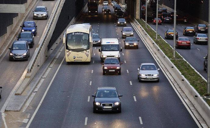 Los transportistas de Menorca piden el desdoblamiento de la carretera general