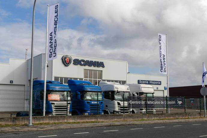 Scania decide organizar nuevas jornadas del vehículo de ocasión