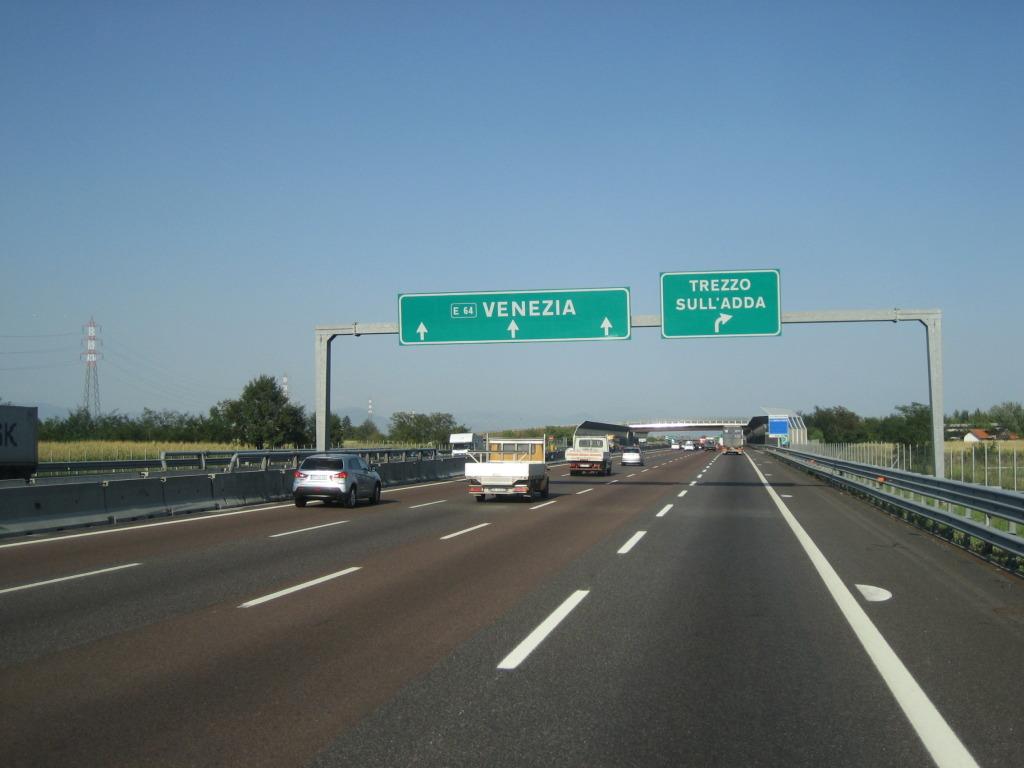 Restricciones a camiones de más de 7,5 tn en Italia para el año 2017