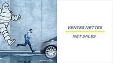 Michelin crece en línea con sus objetivos para 2020