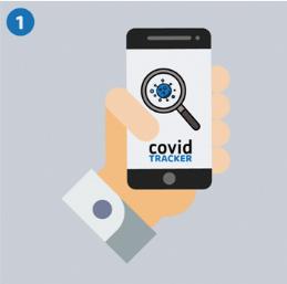 Covid-Tracker, plataforma de Veox para control de contagios