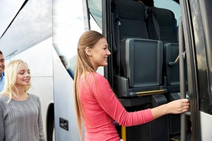 Los viajeros del autobús volvieron a crecer, durante el mes de noviembre