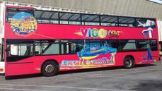 Los vigueses podrán subir gratis al Bus Turístico