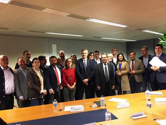 Ayuntamientos y Xunta, acuerdo para Vigo de Transporte Metropolitano