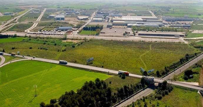 Proyecto de ancho UIC para la terminal de mercancías de Vilamalla