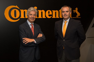 Emilio de Villota apoya a Continental para conseguir 'cero muertes'