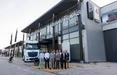 Inauguración de Visauto Trucks en el Real de Gandía