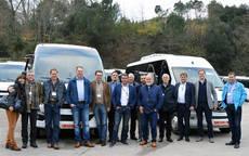 Visita del Comité de Innovación KNV a las instalaciones de Indcar
