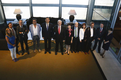 Barcelona firma un convenio de colaboración con Shanghai