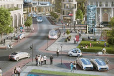 Bosch y Daimler trabajan juntos en sistemas totalmente automatizados