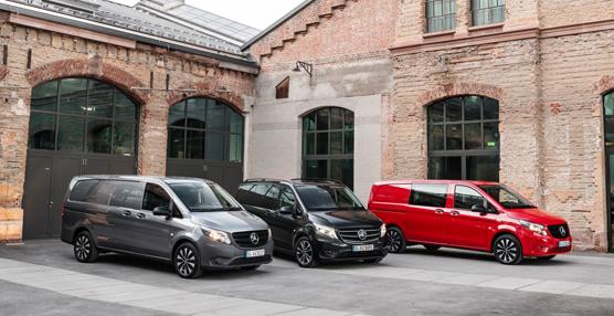 Vito y eVito Tourer, un nuevo paso al frente de Mercedes-Benz