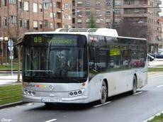 Vitoria aumenta las tarifas de sus autobuses para 2017