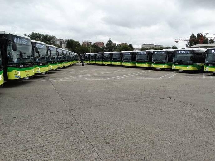Vitrasa recogerá datos ambientales de la ciudad mediante dispositivos instalados en su flota de autobuses
