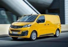 Las primeras unidades del nuevo Opel Vivaro-e se entregarán este año