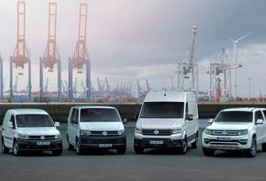 Volkswagen Vehículos Comerciales ha entregado 215.000 unidades en 2019