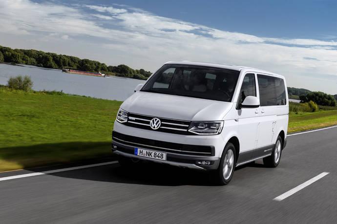 Volkswagen lanza el nuevo Multivan Outdoor Panamericana