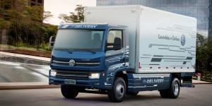 La cervecería brasileña Ambev adquiere 1.600 camiones eléctricos VW