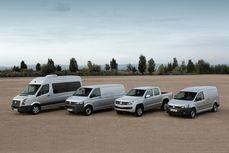 Entregas mundiales de Volkswagen Vehículos Comerciales crecen un 5,4% hasta mayo