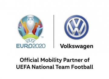 Volkswagen será socio oficial de movilidad de la UEFA los próximos cuatro años