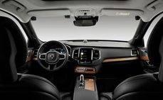 Volvo apuesta por una conducción 100% segura.
