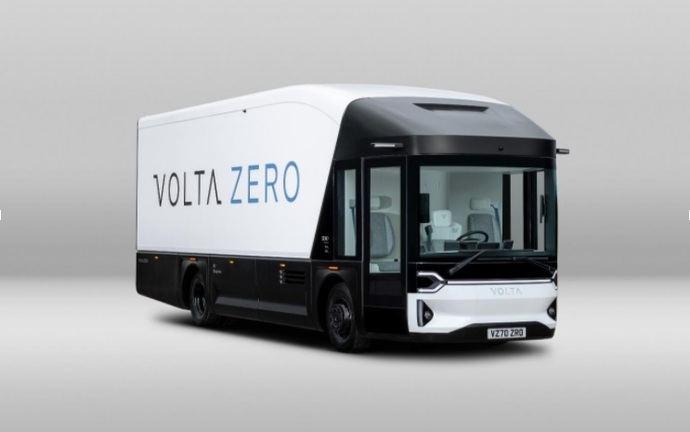 Volta Trucks estudia fabricar el Volta Zero en España
