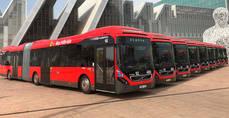 Volvo recibe el pedido más grande de autobuses eléctricos de Europa