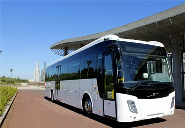 Abu Dhabi ordena 168 autobuses interurbanos Volvo