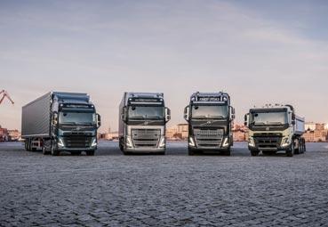 Volvo incorporará Amazon Alexa en sus camiones de gran tonelaje
