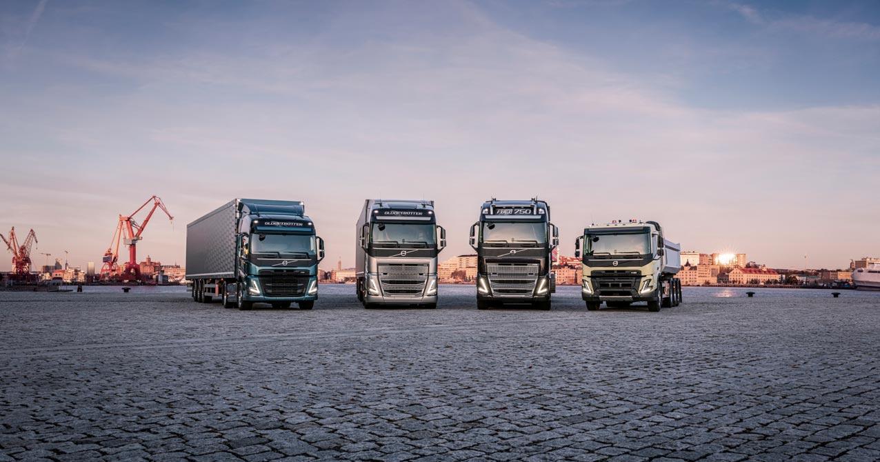 Volvo Trucks comienza la comercialización de sus nuevos camiones en España