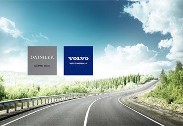 Volvo Group y Daimler Truck AG potenciarán la pila de combustible